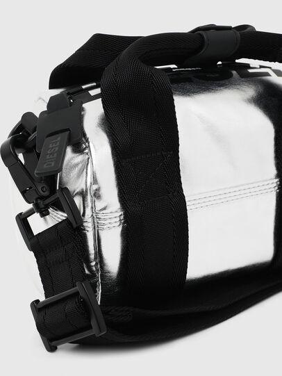 Diesel - F-BOLD MINI, Silber - Satchel Bags und Handtaschen - Image 4