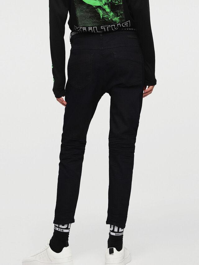 Diesel Fayza JoggJeans 0829P, Dunkelblau - Jeans - Image 2