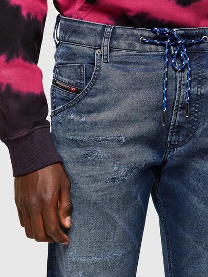 Diesel - Krooley JoggJeans® 069SL, Bleu Foncé - Jeans - Image 3