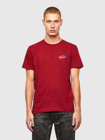 Diesel - T-DIEGOS-K36, Braun - T-Shirts - Image 1