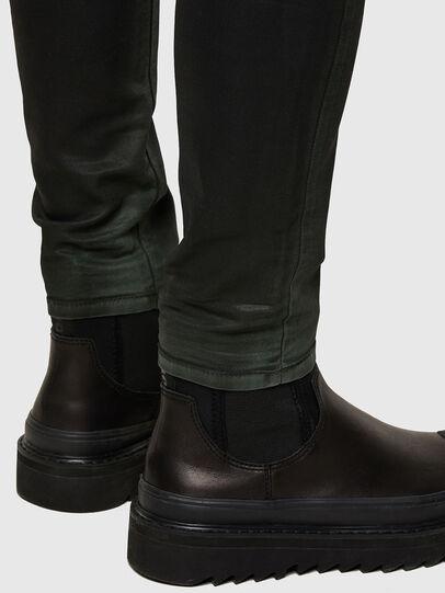 Diesel - D-Strukt JoggJeans 069QX, Schwarz/Grün - Jeans - Image 5
