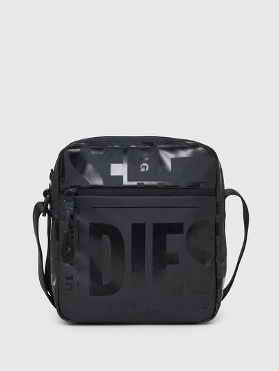 Diesel - X-BOLD DOUBLE CROSS, Noir - Sacs en bandoulière - Image 1