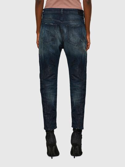 Diesel - Fayza JoggJeans® 09B50, Blu Scuro - Jeans - Image 2