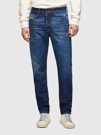 Diesel - D-Fining 009NG, Bleu Foncé - Jeans - Image 1
