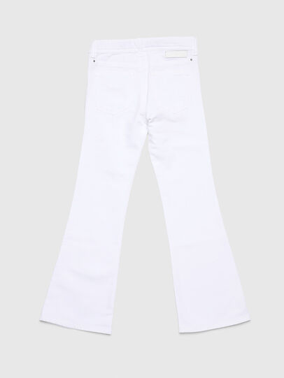 Diesel - LOWLEEH-J JOGGJEANS-N, Weiß - Jeans - Image 2