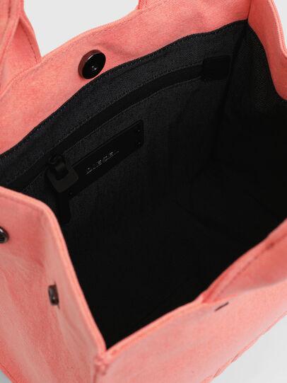 Diesel - SANBONNY S, Pfirsichfarbe - Satchel Bags und Handtaschen - Image 6