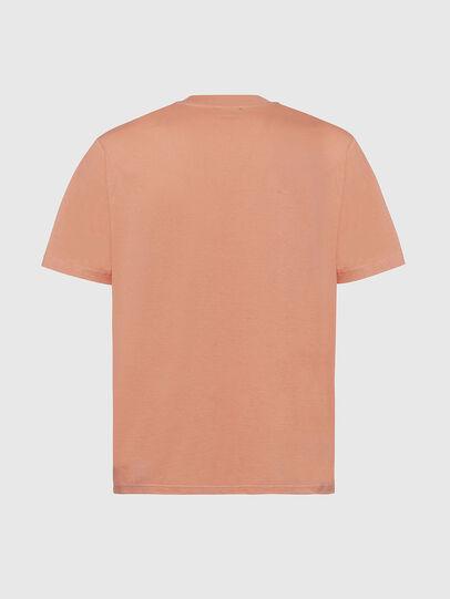 Diesel - T-JUST-X61, Rosa - T-Shirts - Image 2