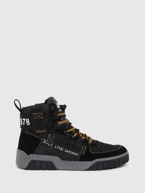 S-RUA MID SP, Schwarz - Sneakers
