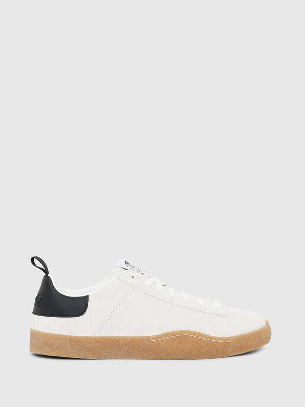 S-CLEVER PAR LOW, Weiß/Schwarz - Sneakers