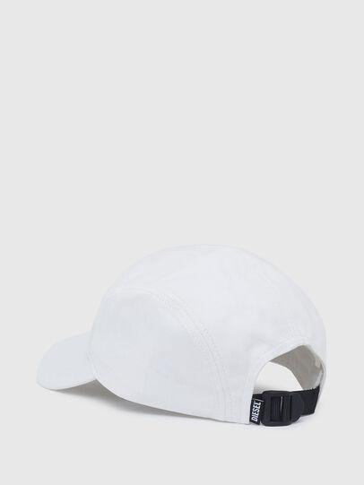 Diesel - C-SMILL, Weiß - Hüte - Image 2