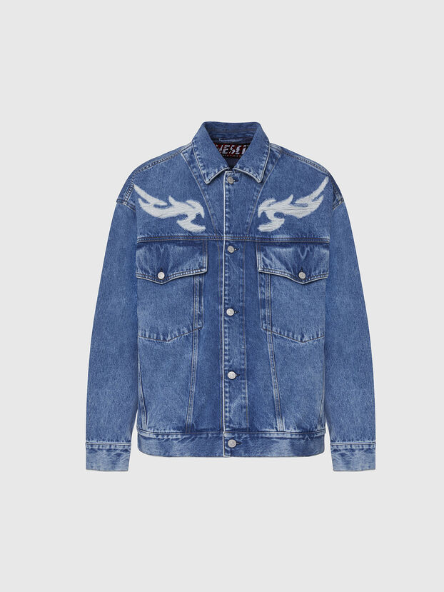 D-RAF,  - Denim jacken