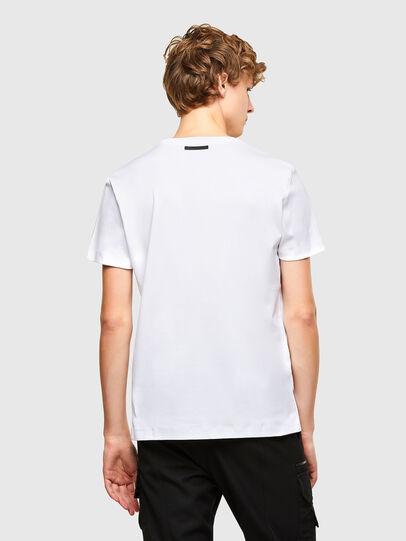 Diesel - T-IEGO, Weiß - T-Shirts - Image 2