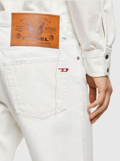 Diesel - D-Fining 0HBAJ, Bianco - Jeans - Image 4