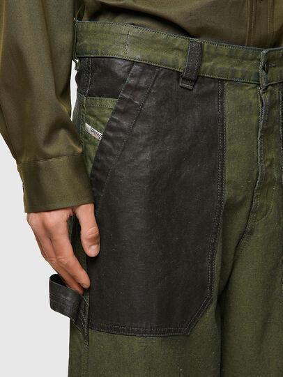 Diesel - D-Multy 0IDAQ, Verde - Jeans - Image 5