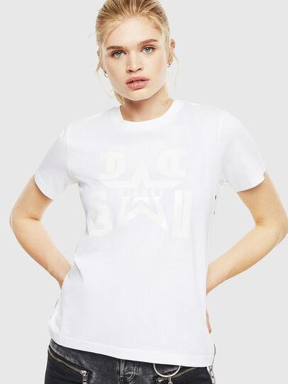 Diesel - T-SILY-WMA, Weiß - T-Shirts - Image 1