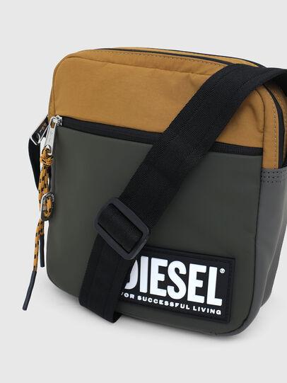 Diesel - VERTYO, Military Green - Crossbody Bags - Image 5
