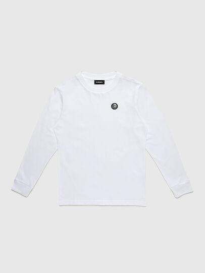 Diesel - TFREDDY ML, Weiß - T-Shirts und Tops - Image 1