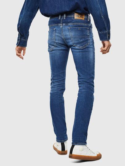 Diesel - Thommer 0097W, Dunkelblau - Jeans - Image 2