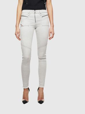 Slandy 0097F, Hellgrau - Jeans