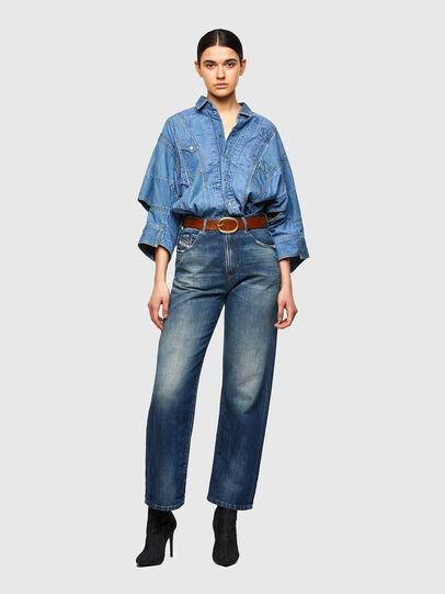 Diesel - D-Reggy 009UD, Bleu Foncé - Jeans - Image 5