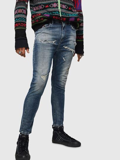 Diesel - D-Vider JoggJeans 0890A, Hellblau - Jeans - Image 1