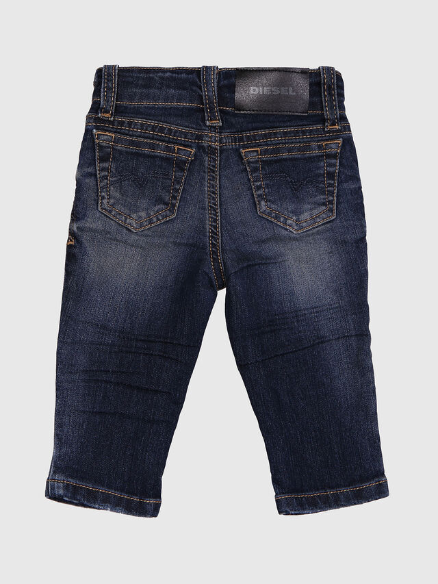Diesel - GRUPEEN-B, Dunkelblau - Jeans - Image 2