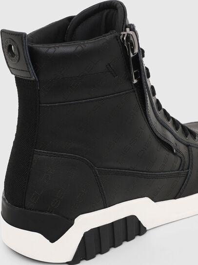 Diesel - S-RUA MID, Schwarz - Sneakers - Image 5