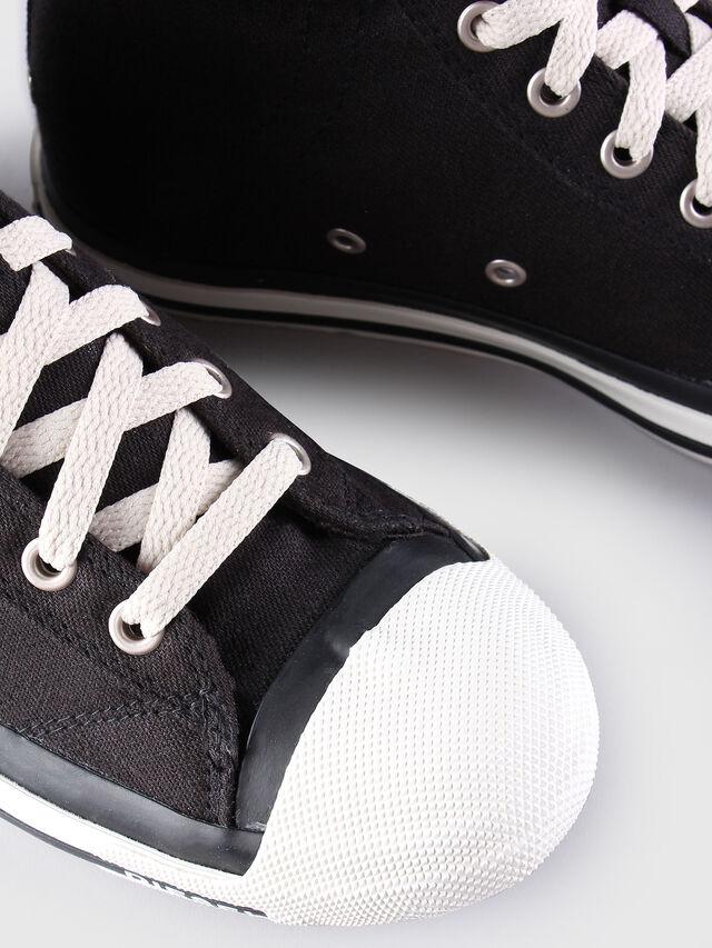 Diesel - EXPOSURE W, Schwarz/Weiß - Sneakers - Image 4