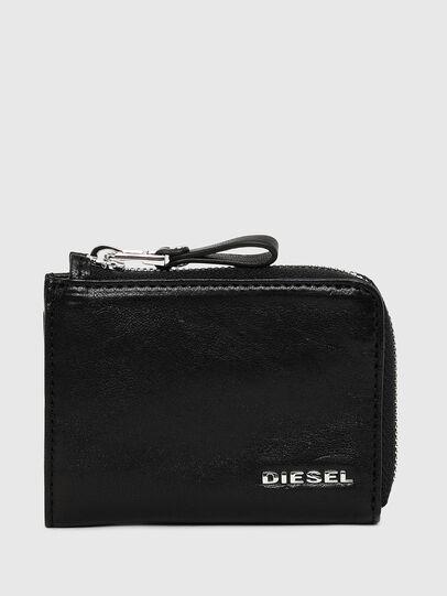 Diesel - L-PASSME, Schwarz - Kleine Portemonnaies - Image 1