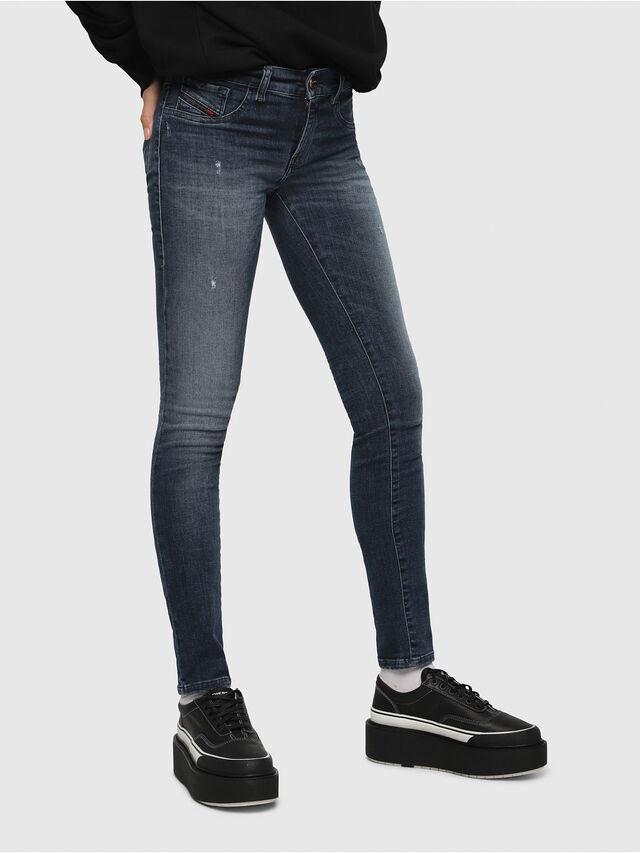 Diesel Livier 0687L, Mittelblau - Jeans - Image 1