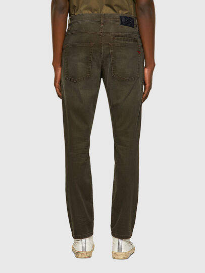 Diesel - D-Fining-Chino 0699P, Verde Militare - Jeans - Image 2