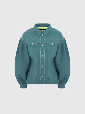 G-ALBA, Wassergrün - Jacken