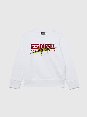 SBAYBX5, Weiß - Sweatshirts