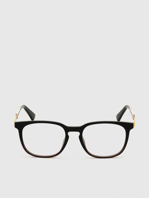 DL5349, Schwarz/Gelb - Korrekturbrille