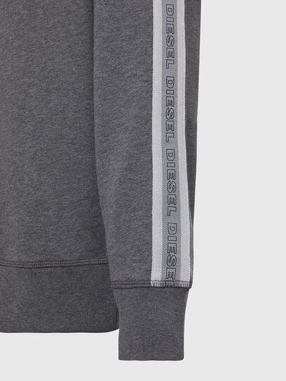 Diesel - UMLT-WILLY, Grau - Sweatshirts - Image 3