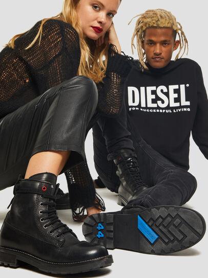 Diesel - D-THROUPER DBB W Z, Schwarz - Stiefeletten - Image 5