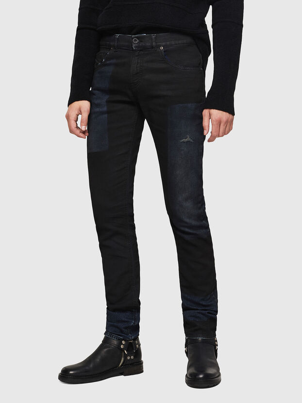 TYPE-2813FS-NE, Dunkelblau - Jeans