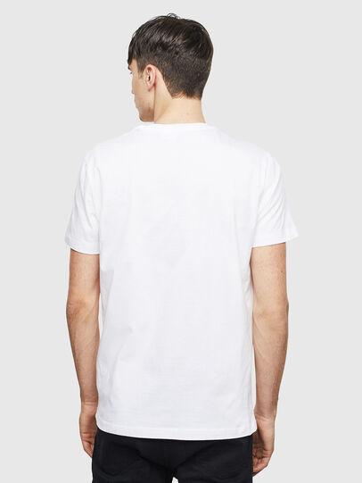 Diesel - T-DIEGO-S15, Weiß - T-Shirts - Image 2