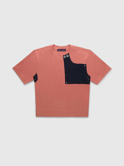 Diesel - PR-TS02, Rosa - T-Shirts - Image 1