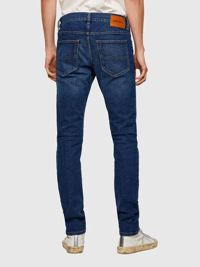 Diesel - D-Luster 009NN, Bleu Foncé - Jeans - Image 2