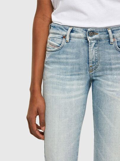 Diesel - D-Jevel 009PQ, Bleu Clair - Jeans - Image 3