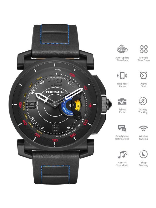 Diesel DT1001, Schwarz - Smartwatches - Image 1