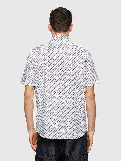 Diesel - S-RILEY-SHO-KA-C, Weiß - Hemden - Image 2