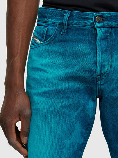 Diesel - D-Kras 009VK, Azzurro - Jeans - Image 3