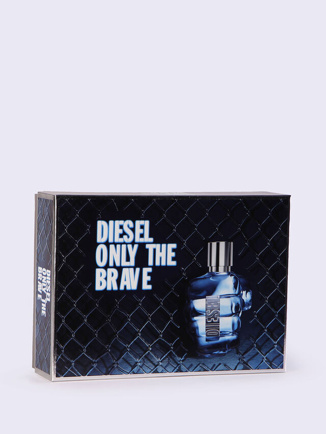 ONLY THE BRAVE 50ML GIFT SET, Blau