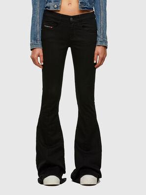 D-Blessik 0688H, Schwarz/Dunkelgrau - Jeans