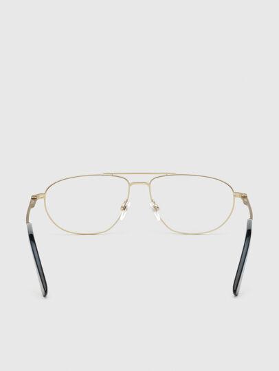 Diesel - DL5359, Gold - Korrekturbrille - Image 4