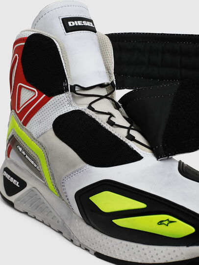 Diesel - ASTARS-SKBOOT, Weiß - Sneakers - Image 4