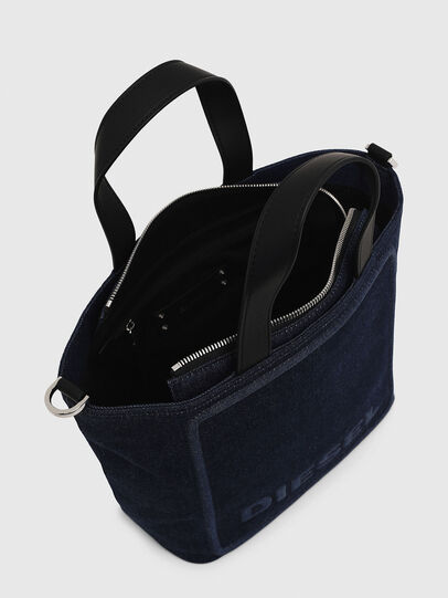 Diesel - PUMPKIE, Dunkelblau - Satchel Bags und Handtaschen - Image 6
