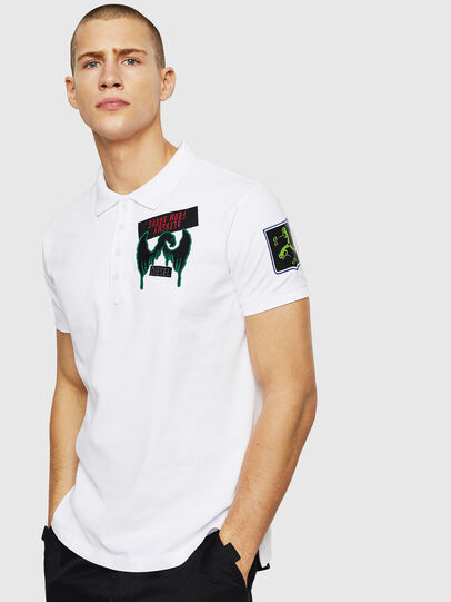 Diesel - T-POLO-PATCHES,  - Polohemden - Image 1